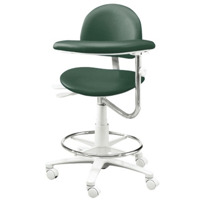 Dental Operator Stool with Left Armed Support