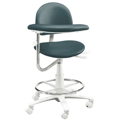Dental Operator Stool with Right Armed Support