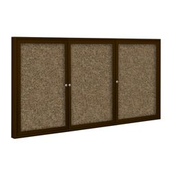 "72"" x 48"" Outdoor Rubber Bulletin Board"