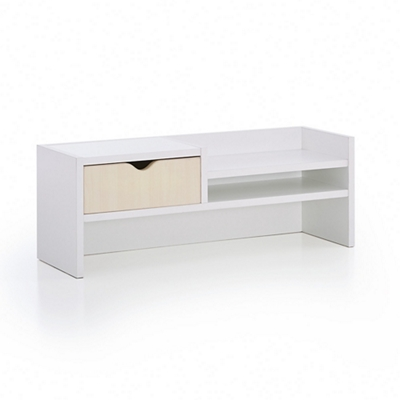 "Brite Desktop Hutch for 30""W Desks"