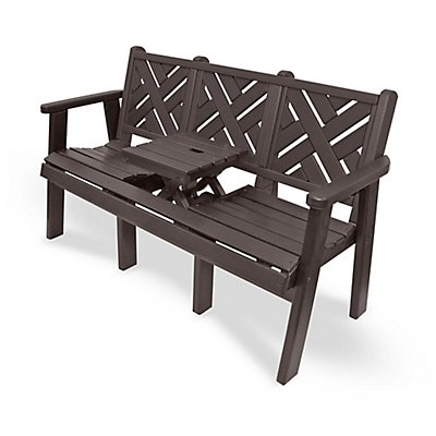 By the Yard Recycled Lumber Outdoor Furniture