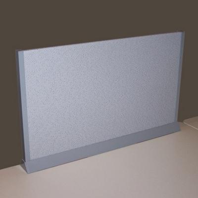 "Desktop Fabric Screen - 42"" x 13"""