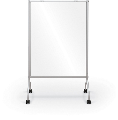 "Mobile Clear Divider - 42""W x 72""H"
