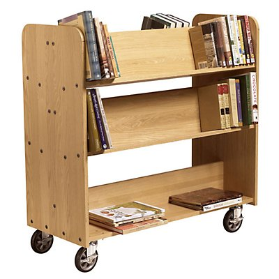 Library Book Carts