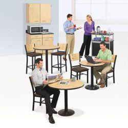 Cafe au Lait Breakroom Set