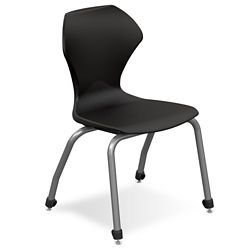 "Polypropylene 18"" H Stack Chair"