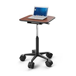 "Mobile Laptop Cart - 24""W"