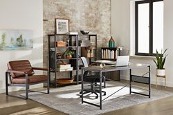Axle L-Desk Home Office Set