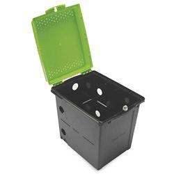 Tech Tub2 Base ABS Plastic Storage Tub