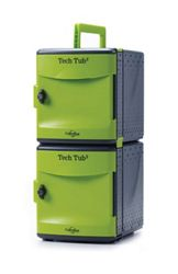 Tech Tub2 Ten Tablet Charging and Storage Tub