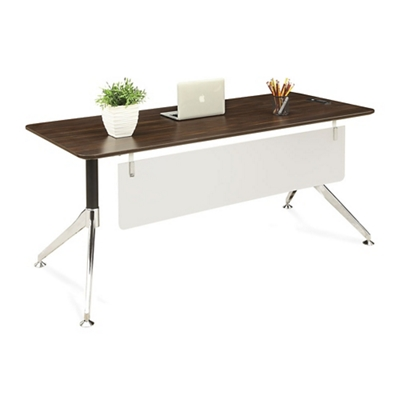 "Astoria Executive Table Desk with Modesty Panel - 71""W x 30""D"
