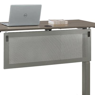 "At Work Modesty Panel for 60"" Adjustable Height Desks"