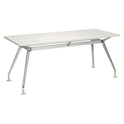 "Brilliant Laminate Top Desk - 71""Wx30""D"