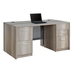 """At Work Compact Desk - 60""""W x 30""""D"""