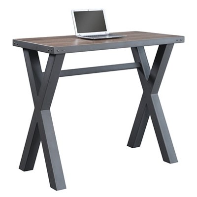 "Rivet Standing Height Desk - 48""W x 24""D"