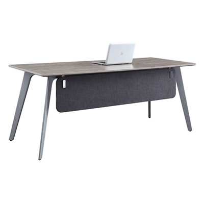 """Portland Compact Desk with Modesty Panel - 60""""W x 30""""D"""