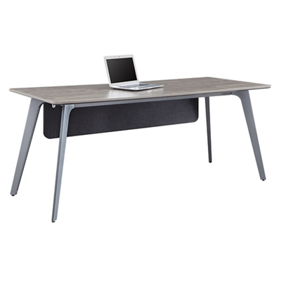 "Portland Writing Desk with Modesty Panel - 72""W x 30""D"