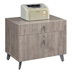 "Portland 30""W Two Drawer Box and Lateral File"