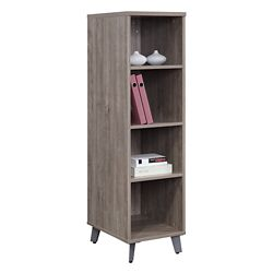 "Portland 59""H Four Shelf Bookcase"