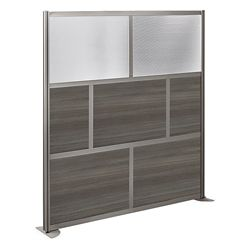 "At Work 72"" W x 76"" H Room Divider"