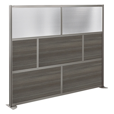 "At Work 96"" W x 78"" H Room Divider"