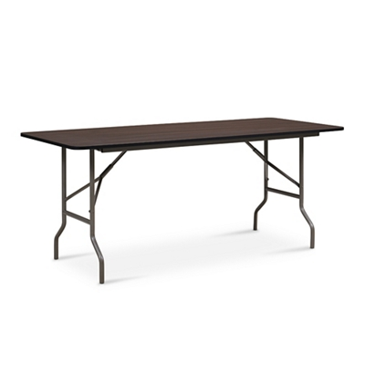 "Valuemax Laminate Folding Table - 72""W x 30""D"