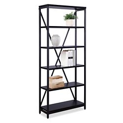 Bend Open-Frame 5-Shelf Bookcase