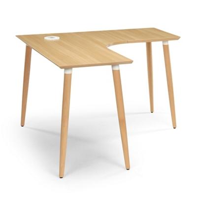 """Freya Compact Corner Desk - 48""""W x 48""""D"""