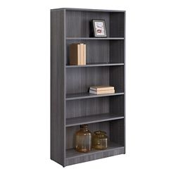"Formation Five Shelf Bookcase - 69""H"