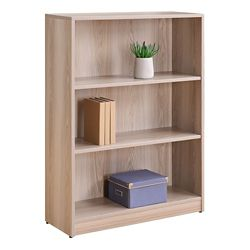 "Formation Three Shelf Bookcase - 48""H"