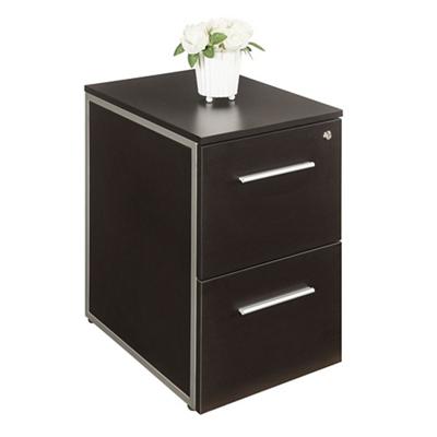 """At Work Two Drawer File Pedestal - 26.46""""H"""