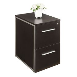 "At Work Two Drawer File Pedestal - 26.46""H"