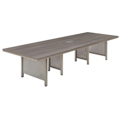 At Work Expandable Conference Table - 12'