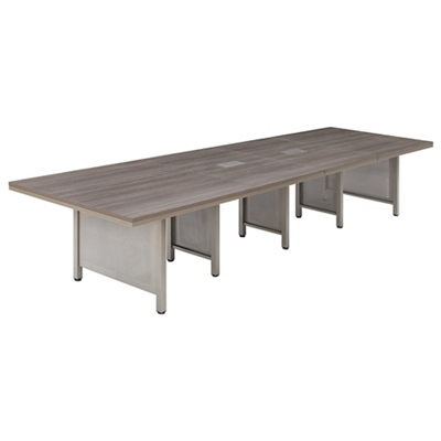 At Work Expandable Conference Table - 14'
