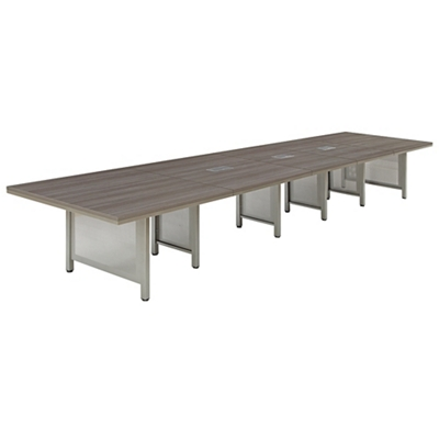 At Work Expandable Conference Table - 18'