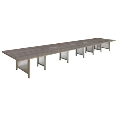 At Work Expandable Conference Table - 22'