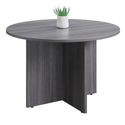 "At Work Round Conference Table - 42""DIA"