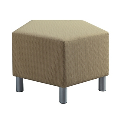 Gather Soft Pentagon Shape Seat