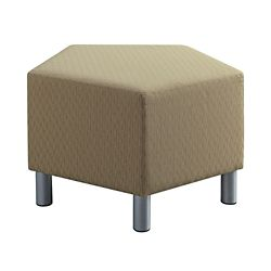 Gather Soft Pentagon Shape Seat