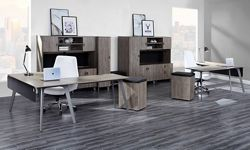 Portland Two Person Office Suite