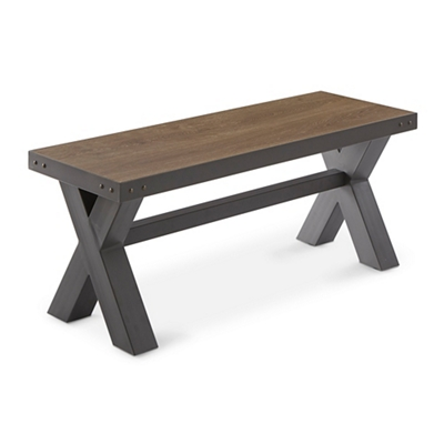 Rivet Two Seat Bench or Table