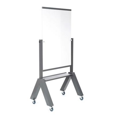 """Rivet 36"""" x 70"""" Mobile Whiteboard"""