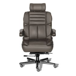 24/7 Big and Tall Chair with Headrest in Vinyl