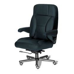 24/7 Big and Tall Chair in Italian Leather
