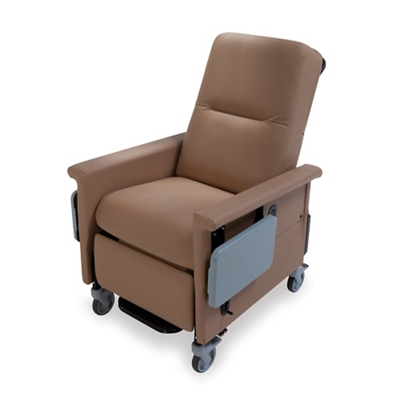 Transfer Recliner with Trendelenburg and Side Table