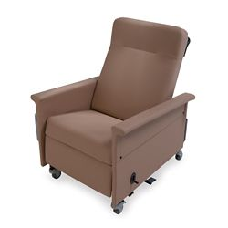 Swing Arm Recliner with Trendelenburg and Side Table
