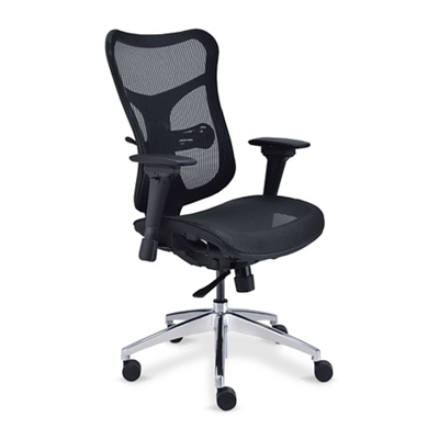 Rand Ergonomic Mesh Executive Chair