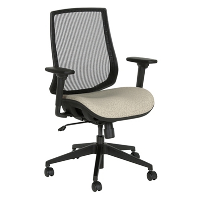 Sparq Vertical Mesh-Back Chair