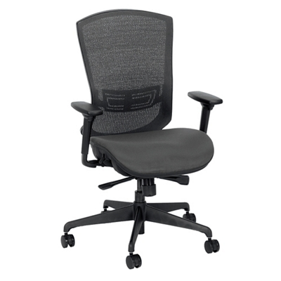 Amp Soft-Touch Mesh Back Ergonomic Chair