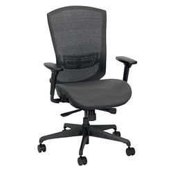Amp Soft-Touch Mesh Back Ergonomic Chair